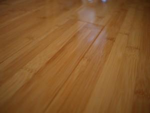 竹のフローリング材